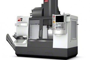 New Mold Machine Haas VM2