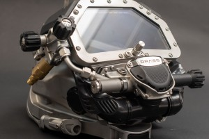 D-ONE Diving Helmet